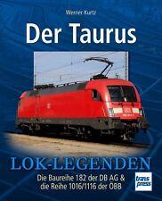 Lok Legenden - Der Tauris - Baureihe 182 der DB AG /  Reihe 1016 / 1116 der ÖBB!