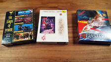 7th Guest Blaster! / Silent Service II PC Game Big Box Spiele DOS 3.5