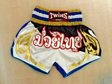 Short de boxe Thaï Twins special L muay thai boxing trunk (fairtex, top King)