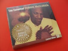 The Essential Donnie McClurkin 3.0 Limited Edition 3 Disc CD Brand New!