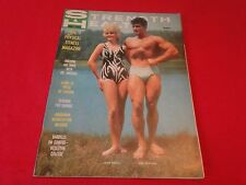 Vintage Gay Interest Body Building Strength & Health Magazine Dec. 1965
