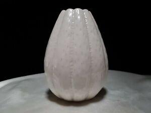 """Pair of 2 Opalhouse Stoneware Vases- Cream Melon 4 3/4""""h 2 PAIRS LEFT!!"""