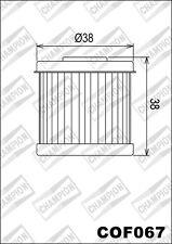 COF067 Filtro De Aceite CHAMPION DaelimVT125 Evolution1251997 98 1999 00 2001