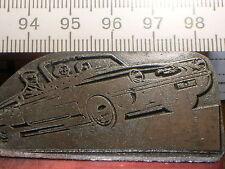 VICTORIA SPATZ  schöner Oldtimer Stempel / Siegel aus Metall