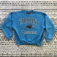 Vintage 90s Galt Sand Carolina Panthers NFL Sweatshirt Made In USA Men's Size XL