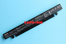 A41-X550A 15V 2950mAh Genuine Battery For Asus P450 P550 R409 R510 X450 X550