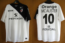 Maillot Rugby Stade Toulousain Mc Alister #10 Peugeot Toulouse Nike vintage - L