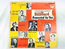 SIGNED 1955 The Billboard Requested By You Album Doris Day Harry James + More