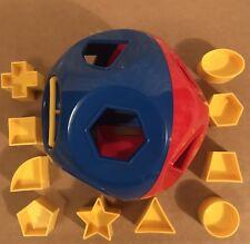 Tupperware Kids Classic Shape O Toy Shape Sorter Brand New! Tuppertoys Gift 🎁
