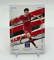 2020-21 Panini Impeccable Soccer DIOGO JOTA #/25 Liverpool