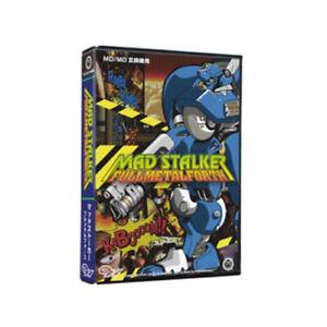 MAD STALKER FULLMETALFORTH for Mega Drive Compatible Reprint Rare Unreleased NEW