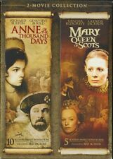 Anne of the Thousand Days/ Mary Queen of Scots (DVD, 2007, 2-Disc Set) BRAND NEW