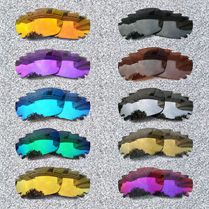 ExpressReplacement Polarized Lenses For-Oakley Jawbone Racing Jacket Vented