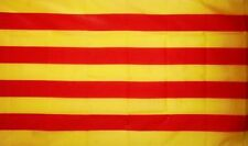 5' x 3' Catalonia Flag Catalan Barcelona Spain Spanish Flags Banner