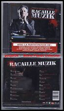 RACAILLE MUZIK (CD) Sinistre,Zoxea,Specta 2007 NEUF/NEW