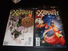 DC Comics Madame Xanadu #3,4  2008