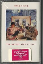 WANG CHUNG - The Warmer Side of Cool  (Cassette) NEW ~ SEALED!