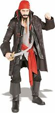 Men's Captain Cutthroat Pirate Costume Pirates of the Caribbean Size Standard