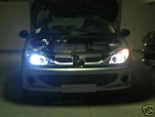 KIT XENON H7 PEUGEOT 206 + PACK COMPLET LED