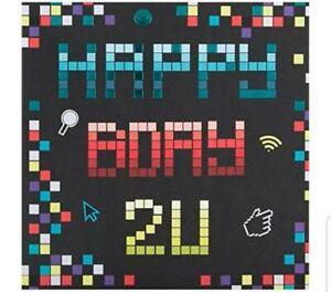 Hallmark Birthday Card Happy Bday 2u
