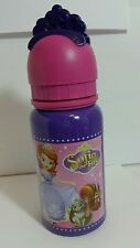 Disney Store Sofia the First Princess Aluminum Water Bottle NWT!!