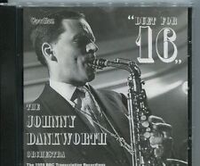 THE JOHNNY DANKWORTH ORCHESTRA - DUET FOR 16 - CD