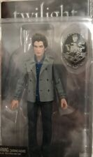 "Sealed Twilight Edward Cullen 7"" Action Figure  1st movie with CREST NECA Toys"