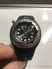 """RARE,UNIQUE Men's SPORT Watch NIKE WW0006 """" Cayman Super Diver """" needs battery"""