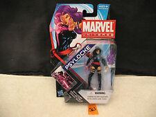 "Marvel Universe PSYLOCKE 3.75"" Action Figure 005 Series 4 New 2011 HASBRO"
