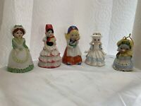 bell collection lot of 5