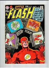 Dc Comics Flash #196 (G-70) May 1970 Giant vintage comic