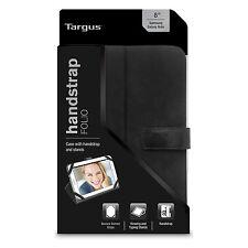 Targus THZ207EU Samsung Galaxy Note Caso Delgado Folio Caballete Correa de Mano