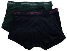 Bipack 2 boxer trunk EMPORIO ARMANI art.111210 4A717 taglia XL col.06583