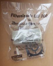 "2 x Judo Filtereinsatz EHF 100 Helvetia - Schutzfilter MHF 1/2""-1 1/4"", 8080030"