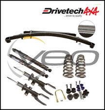 VOLKSWAGEN AMAROK 2/11-ON DRIVETECH 4X4 ENDURO 40MM LIFT KIT WITH CONSTANT LOAD