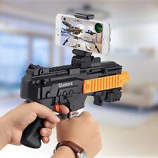 AR GUN Augmented Reality Shooting Game Smart Phone holder Bluetooth Control