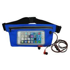 Cintura corsa marsupio running con finestra cellulare smartphone waist bag