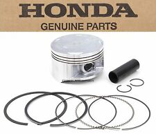 Genuine Honda Piston Rings Pin Clips Kit 96-14 XR400R TRX400 EX Sportrax #V105 A