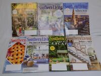 Southern Living Magazine Home House Lot 2020 Jan / Feb Mar Apr May June Jul Aug