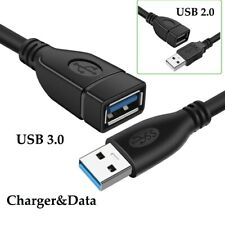 USB 3.0 Extension Cable Male to Female USB 2.0 Line Extender Charger Data Cord