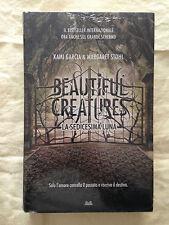 BEAUTIFUL CREATURES La sedicesima Luna - Kami Garcia & Margaret Stohl - NUOVO