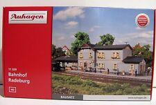 Auhagen 11329 Bahnhof Radeburg Spur H0 NEUWARE mit OVP