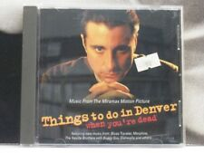 THINGS TO DO IN DENVER ... - COSA FARE A DENVER ... - OST CD TOM WAITS MORPHINE