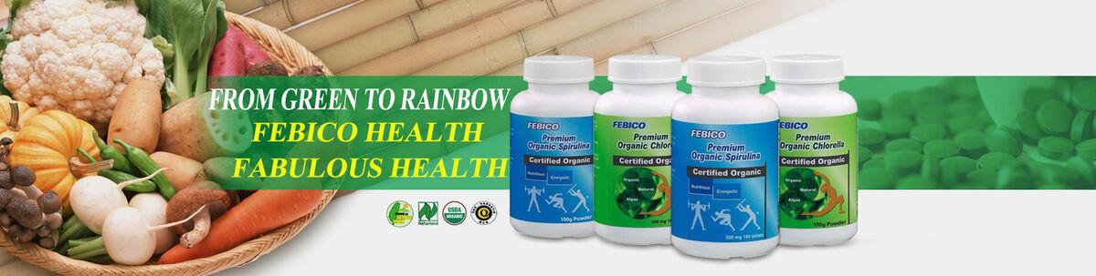 FEBICO Healthy Organic Store