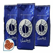 3 Kg Caffè in Grani Borbone Miscela Blu Vending Linea Bar Chicchi Busta