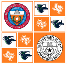 University of Texas Rio Grande Valley UTRGV Fabric by the Yard