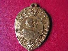 medaille journee serbes  bronze    ww1 (ref 6000)