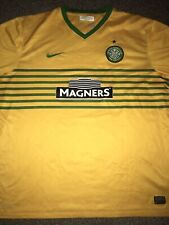 Celtic Away Shirt 2013/14 3X-Large Rare