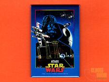 "Star Wars arcade poster 2x3"" fridge/locker magnet arcade Atari vector"