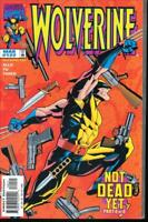 Wolverine, Comic Book, Vol.1, #122, March 1998
